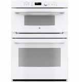 GE Combination Ovens WHITE