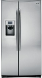 GE Counter-Depth Side-By-Side Refrigerators