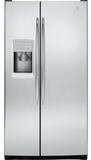 GE Counter-Depth Side-by-Sides - STAINLESS STEEL