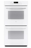 GE Double Ovens WHITE