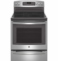 GE Electric Free-Standing Ranges - STAINLESS STEEL/SLATE