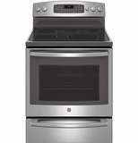 GE Electric Free-Standing Ranges - STAINLESS STEEL