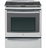 GE Electric Slide-in and Drop-in Ranges - STAINLESS STEEL