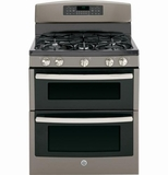 GE Freestanding Gas Ranges SLATE