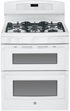 GE Freestanding Gas Ranges WHITE