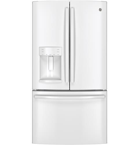 Gfe28hghww ge energy star 27 7 cu ft french door ice water