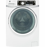 GFWS2600FWW GE ENERGY STAR 4.5 DOE cu. ft. capacity Front Load Washer with Steam - White