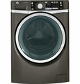 GFWS2605FMC GE ENERGY STAR 4.5 DOE cu. ft. capacity Front Load Washer with Steam - Metallic Carbon