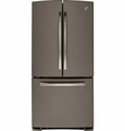 GNS23GMHES GE 22.7 Cu. Ft. French-Door Refrigerator with Internal Water Dispenser - Slate