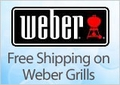 Winter is finally over.  Celebrate with one of our Best Selling Weber Grills