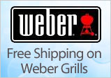 Get Free Shipping On Our Best-Selling Weber Grills