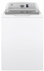 Gtw680bsjws Ge 27 Quot Top Load Washer With 4 6 Cu Ft