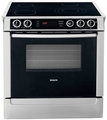 "HEI7052U Bosch 30"" Integra 700 Series Slide-In Electric Range - Stainless Steel"