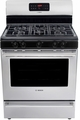 HGS3053UC Bosch Evolution 300 Series Freestanding Gas Range - Stainless Steel
