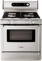 HGS7282UC Bosch Evolution 720 Series Freestanding Gas Range - Full Stainless Steel