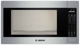 HMB5051 Bosch 500 Series Built-In Microwave Oven - Stainless Steel