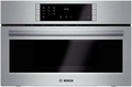 "HMC80151UC Bosch 800 Series 30"" Speed Microwave Oven with Convection & Broil - Stainless Steel"
