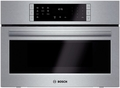"HMC87151UC Bosch 800 Series 27"" Speed Microwave Oven with Convection & Broil - Stainless Steel"