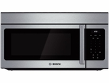 "HMV3022U Bosch 300 Series 30"" Over the Range 1000W Microwave - White"