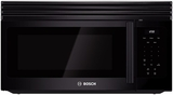 "HMV3062U Bosch 300 Series 30"" Over the Range with Venting Options - Black"