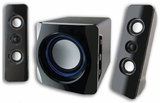 IHB23B iLive Wireless Bluetooth 2.1 Ch. Speaker System with Subwoofer