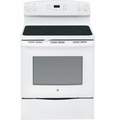 "JB630DFWW GE 30"" Free-Standing Electric Range - White"