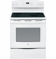 "JBS60DFWW GE 30"" Free-Standing Electric Range - White"