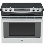 "JD630SFSS GE 30"" Drop-In Electric Range - Stainless Steel"