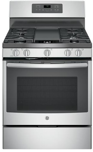 Jgb700sejss Ge 30 Quot Free Standing Gas Convection Range With