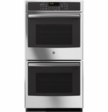 "JK5500SFSS GE 27"" Built-In Double Convection Wall Oven - Stainless Steel"
