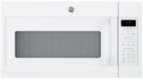 "JNM7196DKWW GE 30"" 1.9 cu. ft. Over-the-Range Microwave with 1,000 Watts, 10 Power Levels and Melt Feature - White"