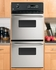 "JRP28SKSS GE 24"" Built-in Double Wall Oven - Stainless Steel"