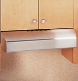 "JV566HSS GE Profile 36"" High Performance Under Cabinet Hood - Stainless Steel"