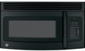 JVM3150DFBB GE 1.5 Cu Ft 950W OTR Microwave - Black on Black