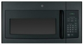 JVM3160DFBB GE 1.6 cu. ft. Over-the-Range Microwave Oven - Black