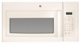 JVM3160DFCC GE 1.6 cu. ft. Over-the-Range Microwave Oven - Bisque