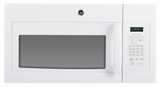JVM6170DFWW GE 1.7 cu. ft. Over-the-Range Electric Microwave Oven - White