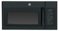 JVM6172DFBB GE 1.7 cu. ft. Over-the-Range Electric Microwave Oven - Black