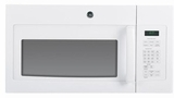 JVM6172DFWW GE 1.7 cu. ft. Over-the-Range Electric Microwave Oven - White