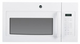 JVM6175DFWW GE 1.7 cu. ft. Over-the-Range Electric Sensor Microwave Oven - White