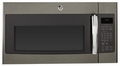 JVM6175EFES GE 1.7 Cu. Ft. Over-the-Range Electric Sensor Microwave Oven - Slate