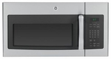 JVM6175SFSS GE 1.7 cu. ft. Over-the-Range Electric Sensor Microwave Oven - Stainless Steel with Gray Case