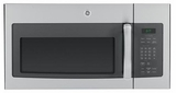 JVM6177SFSS GE Spacemaker 1.7 Cu Ft 1000W Over The Range Microwave - Stainless Steel