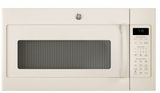 "JVM7195DKCC GE 30"" Series Over-The-Range Sensor Microwave with 1.9 Cu. Ft. Capacity and Melt Feature - Bisque"