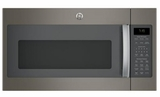 "JVM7195EKES GE 30"" Series Over-The-Range Sensor Microwave with 1.9 Cu. Ft. Capacity and Melt Feature - Slate"