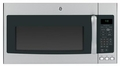 JVM7195RFSS GE 1.9 cu. ft. Over-the-Range Electric Sensor Microwave Oven - Stainless Steel with Black Case
