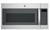 "JVM7195SKSS GE 30"" Series Over-The-Range Sensor Microwave with 1.9 Cu. Ft. Capacity and Melt Feature - Stainless Steel"