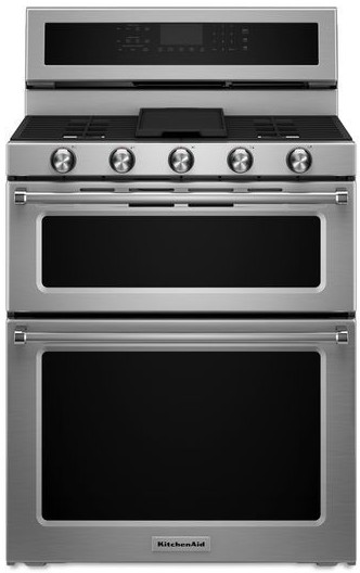 KFGD500ESS KitchenAid 6.0 Cu. Ft. 30