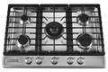 "KFGS306VSS KitchenAid Architect 30"" Gas Cooktop - Stainless Steel"