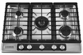 "KFGU706VSS KitchenAid Architect 30"" Gas Cooktop - Stainless Steel"